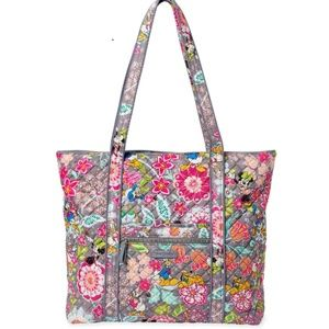 New Vera Bradley Vera Tote Mickey and Friends